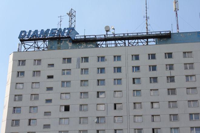 Prawdopodobnie w tym roku z powierzchni ziemi zniknie Hotel Diament
