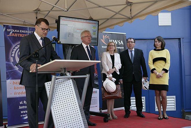 SEJ ma pierwszy w Polsce silnik na gaz koksowniczy, materiały prasowe