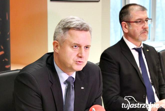 Na zdjęciu: Jarosław Zagórowski