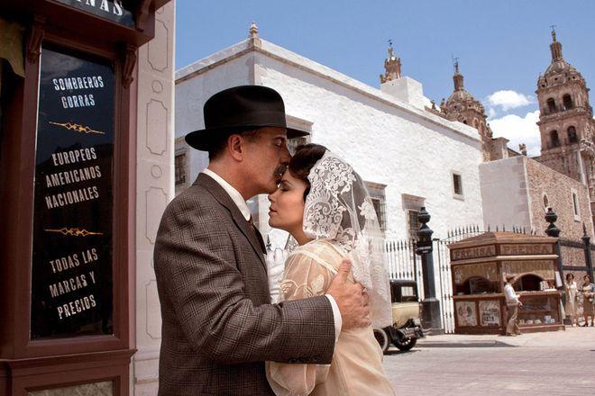 "Kadr z filmu ""Cristiada"""