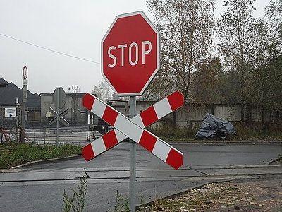 Nie wszystkie przejazdy kolejowe w naszym mieście są bezpieczne, KMP Jastrzębie
