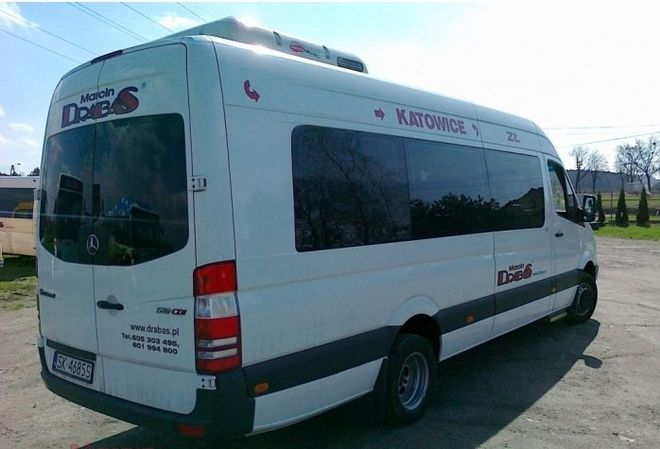 Bus Brothers chce być alternatywą dla firmy Drabas