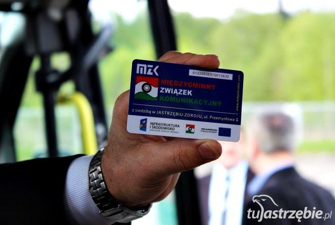 Tak będzie wyglądał elektroniczny bilet MZK
