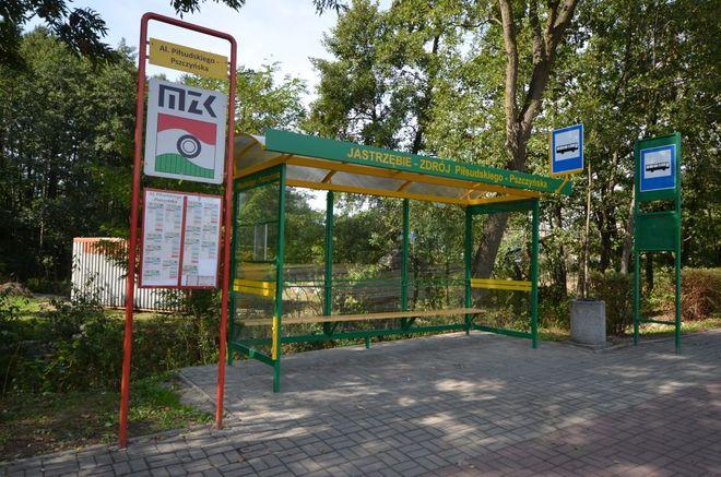 Nowe wiaty przystankowe pojawiły się na terenie Jastrzębia, Kamil Kordela