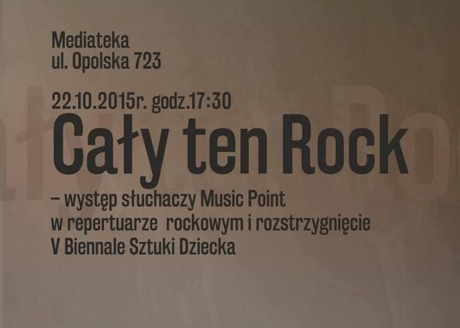 Rockowy koncert już dziś w Mediatece, materiały prasowe