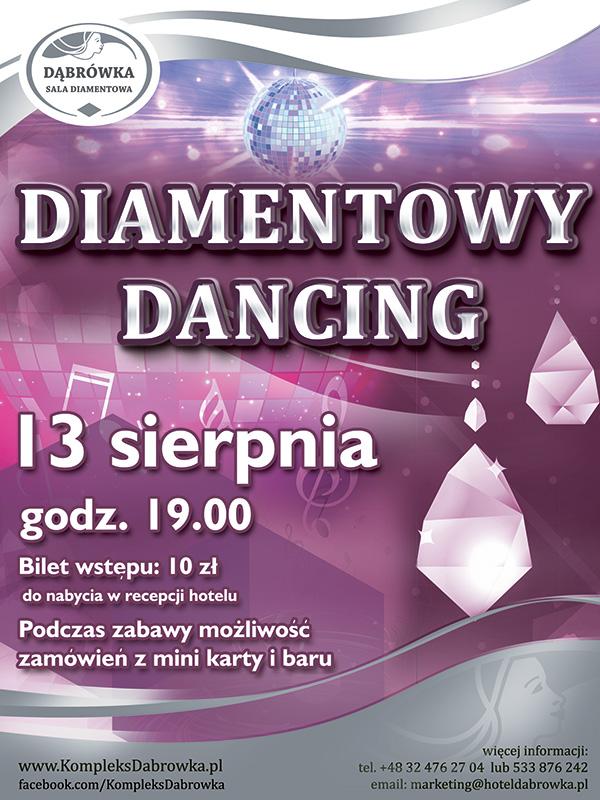 Diamentowy dancing w Hotelu Dąbrówka, materiały prasowe