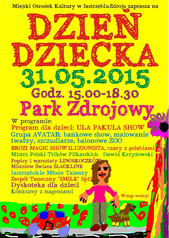 Wielkie święto wszystkich dzieci w Parku Zdrojowym!, materiały prasowe