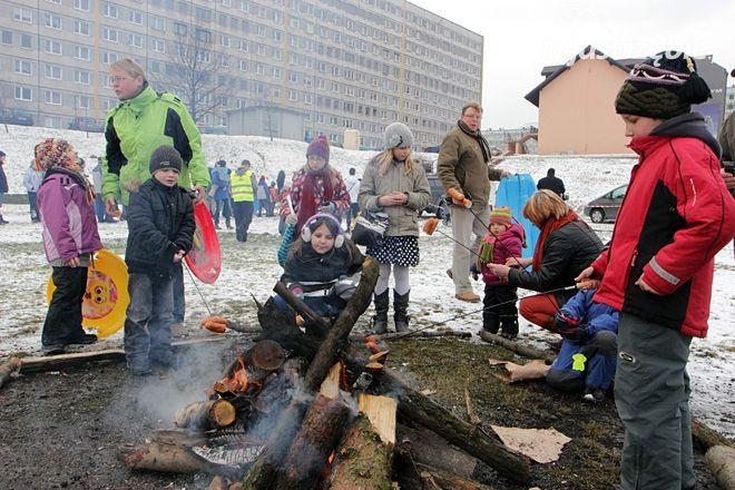 Dzieci z Jastrzębia-Zdroju świetnie bawiły się podczas ubiegłorocznych ferii w mieście