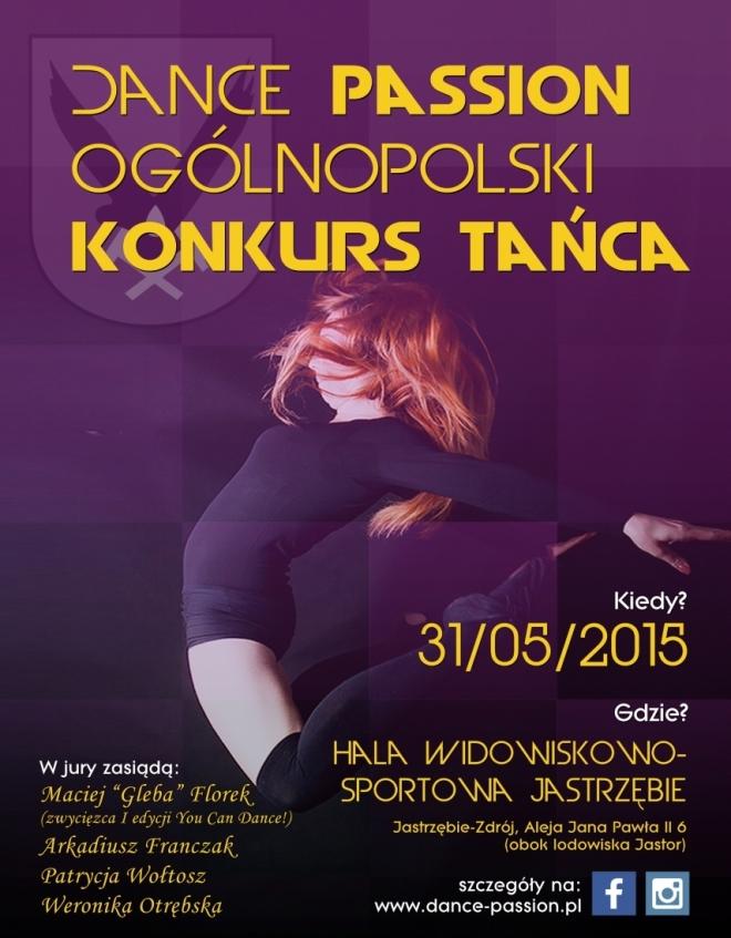 Już jutro tancerze z całej Polski powalczą o  Puchar Prezydenta Jastrzębia-Zdroju, materiały prasowe