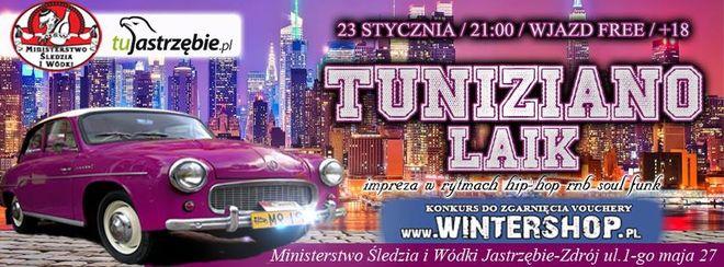 DJ Tuniziano zagra w ministerstwie,
