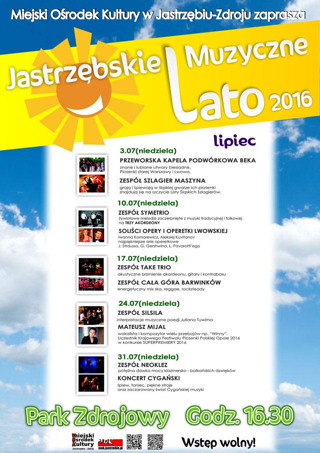 Muzyka klezmerska i cygańska opanuje Park Zdrojowy! To będzie wyjątkowy koncert, materiały prasowe