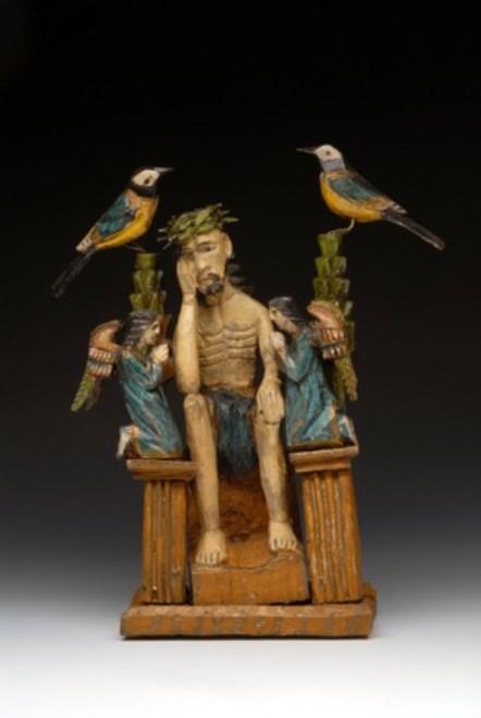 Wystawa dzieł Jędrzeja Wawry w Galerii Epicentrum, materiały prasowe