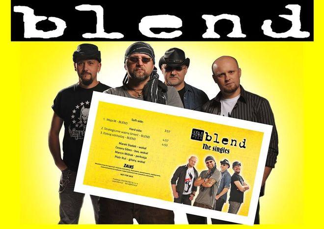 Zespół Blend promuje nowy singiel teledyskiem, materiały prasowe