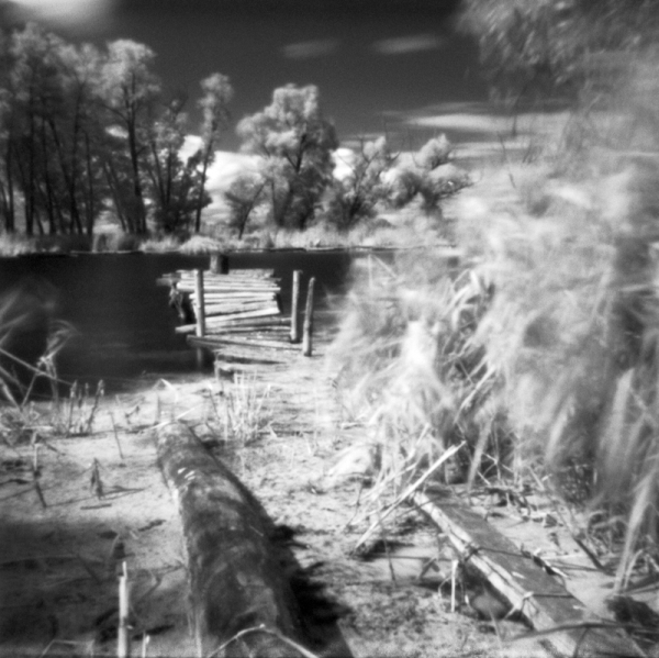 Fotografie otworkowe ukraińskich twórców w Galerii Ciasna, Roman Savitskiy, materiały prasowe