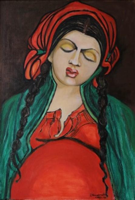 Wernisaż wystawy Janiny Nowakowskiej już dziś w Galerii Epicentrum!, materiały prasowe