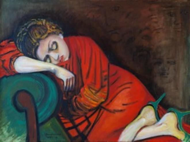 Wernisaż wystawy Janiny Nowakowskiej już dziś w Galerii Epicentrum!, materiały prasowe Reaktywacja Żory