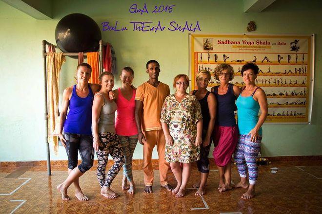 Wakacje w Indiach spędziła instruktorka jogi Anna Kędzierska