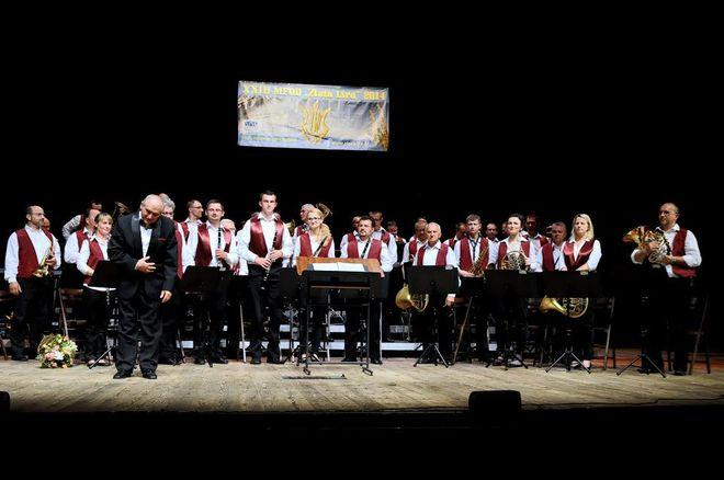 Orkiestra Zofiówka - zwycięzcy Festiwalu.