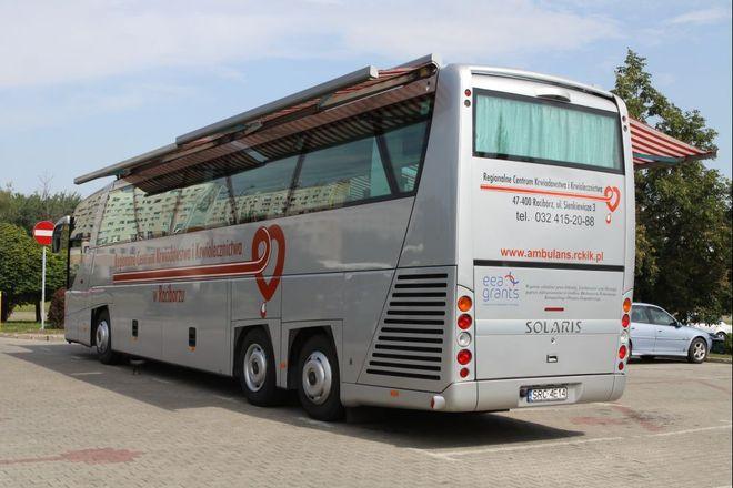 Przyjdź i oddaj krew tym, którzy tego potrzebują, UM w Jastrzębiu-Zdroju