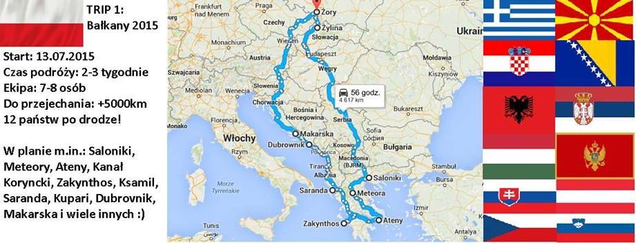 Kupili bus za 4 tysiące. Nie wydając złotówki na nocleg chcą zwiedzić Bałkany, Fot. Facebook: Oreł z Werwą