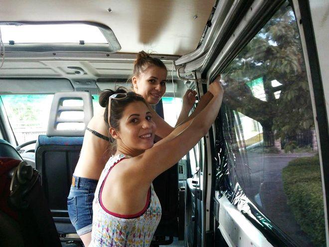 W podróż wybierają się m.in. jastrzębianki Klaudia i Asia Michalik