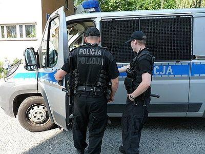 Policjanci walczą z demoralizacją nieletnich, KMP w Jastrzębiu-Zdroju