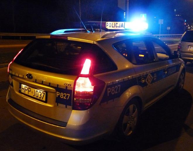 Nocny pościg ulicami Jastrzębia. Kogo goniła policja?, KMP w Jastrzębiu-Zdroju