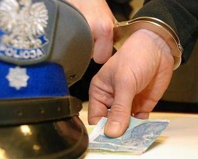 25-latek zamiast mandatu zaproponował policjantom łapówkę, archiwum