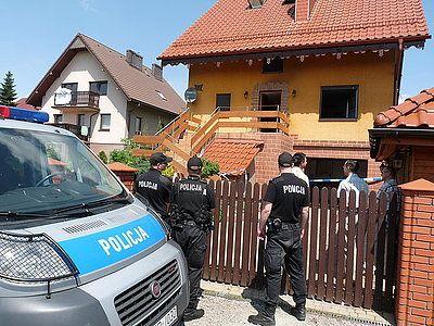 Nie żyje kolejna ofiara piątkowego pożaru, KMP w Jastrzębiu-Zdroju