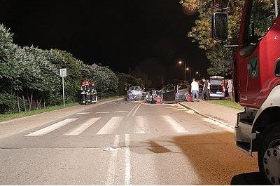 19-latka zginęła w wypadku na ul. Powstańców, Źródło: KMP w Jastrzębiu-Zdroju