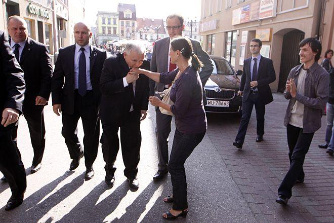 Jarosław Kaczyński przyjedzie do Jastrzębia, Archiwum