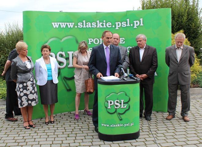 Kandydaci PSL do Parlamentu