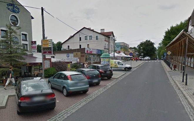 Opłata za parkowanie w Zdroju pobierana jest już od kilkunastu lat