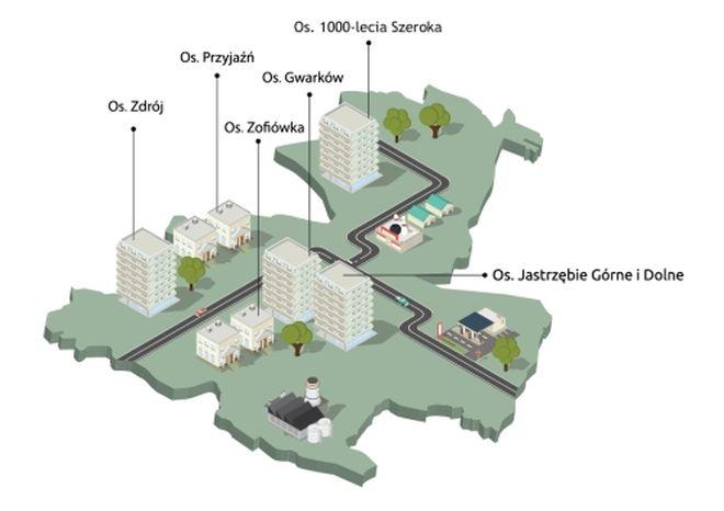 Które jastrzębskie osiedla potrzebują rewitalizacji?, UM w Jastrzębiu-Zdroju