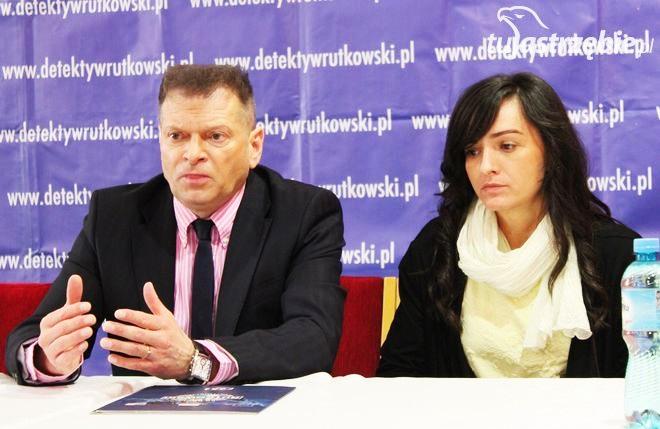 Detektyw Krzysztof Rutkowski zapewnia, że nie porwie 7-letniego Tobiasza