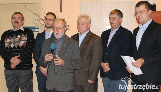Radni z PiS ogłosili, że w nadchodzących wyborach poprą posła Grzegorza Matusiaka