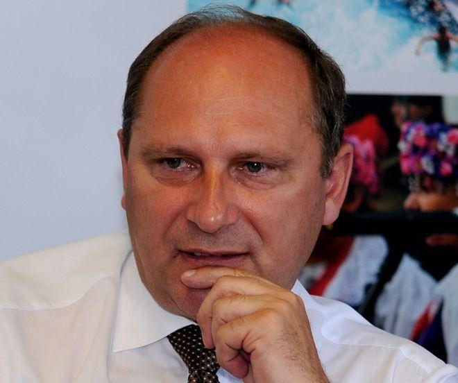 Prezydent, Marian Janecki obiecuje, że pomoże poszkodowanej rodzinie