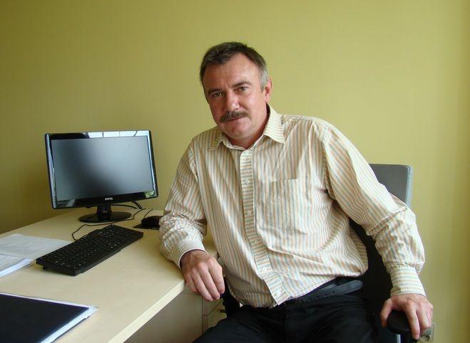 Zbigniew Maroszek - prezes Spółki Obrotu Energią