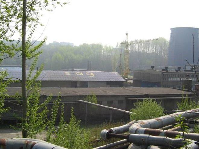 Tereny po byłej kopalni ''Moszczenica''