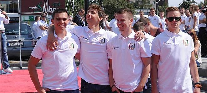 JKH: drużyna na sezon 2015/2016 zaprezentowana, JKH