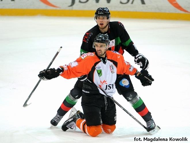 W niedzielę 3 stycznia JKH GKS Jastrzębie jedzie do Tychów na mecz Polskiej Hokej Ligi