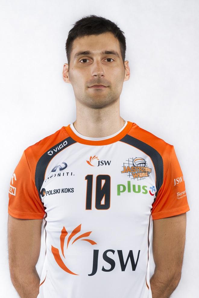 Grzegorz Kosok ponownie zagra dla Jastrzębskiego Węgla