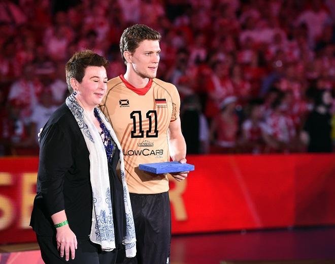 Lukas Kampa, siatkarska gwiazda reprezentacji Niemiec, podpisał kontrakt z Jastrzębskim Węglem