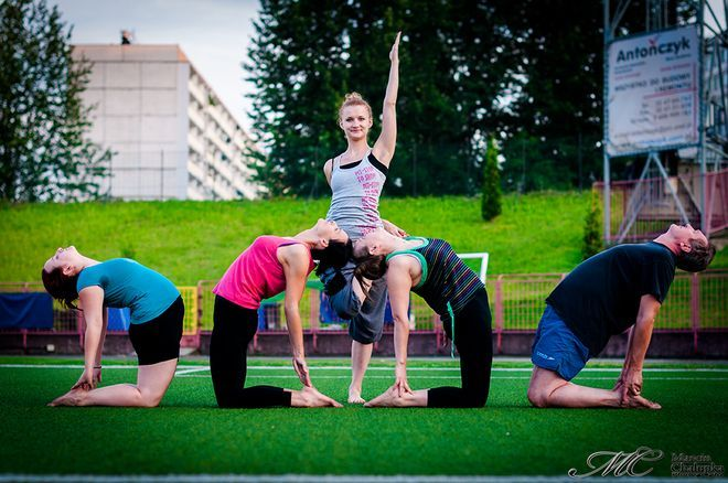Dzieci będą mogły skorzystać m.in. z bezpłatnych zajęć z jogi