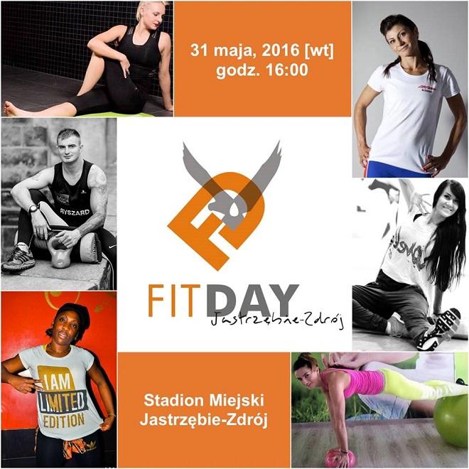 31 maja na Stadionie Miejskim odbędzie się Fit Day