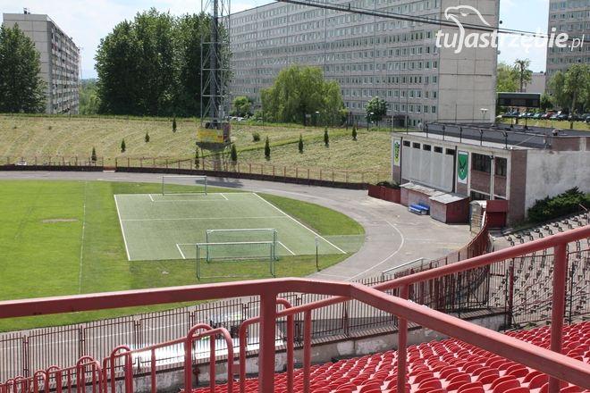 Stadion Miejski przy ul. Harcerskiej ostatni raz został zmodernizowany w 2007 roku