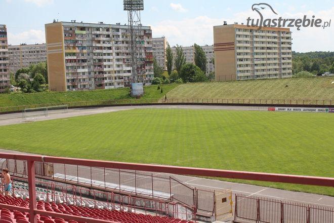 Teren na którym obecnie znajduje się stadion, to dobra propozycja dla potencjalnych inwestorów
