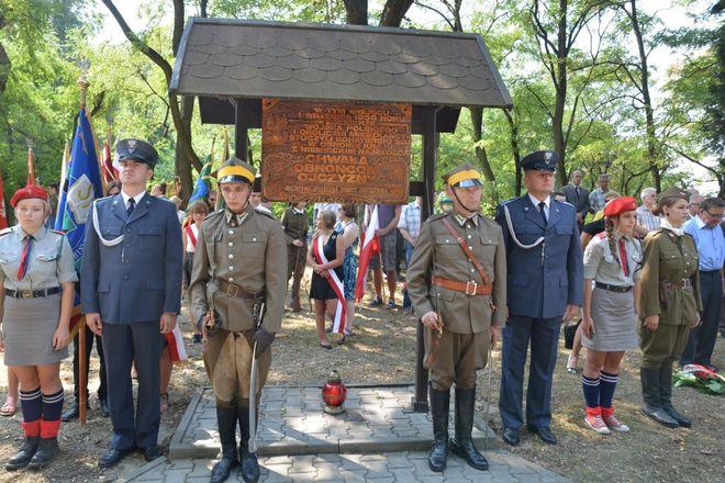 Uczcili 76.rocznicę wybuchu II wojny światowej, Kamil Kordela