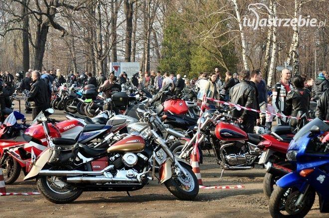 Zeszłoroczne motocyklowe żeganie zimy