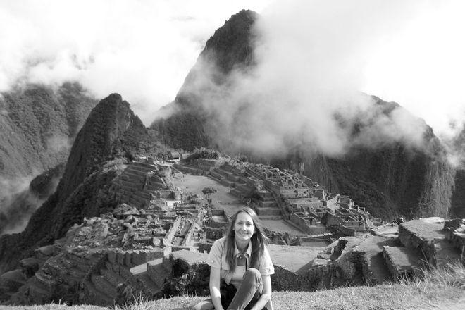 Machu Picchu to magiczne miejsce. Zostało zbudowane przez  Inków w górach Peru kilkaset lat temu.